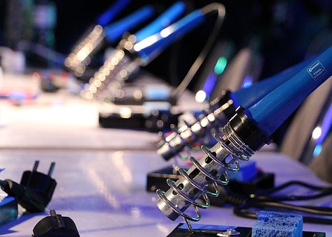 Soldering Iron, Technology, Tool, Solder