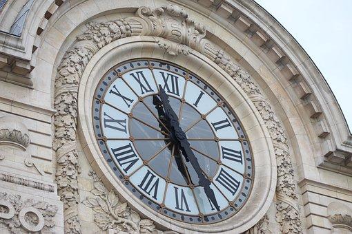Clock, Time, Museum