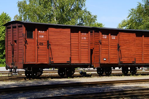 Railway Museum, Train, Wagons, Railway