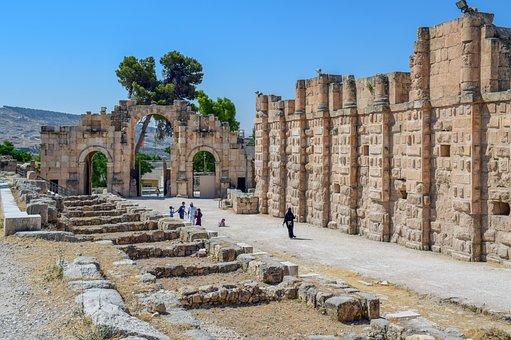 Stone, Architecture, Ancient, History, Historic