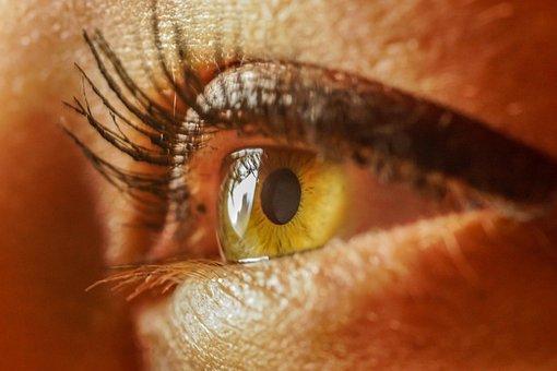 Eye, Detail, Woman, Pupil, Vision, Girl, Iris, Close
