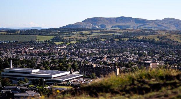 Edinburgh, Scotland, City, England, Historically