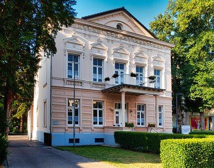 Villa Faensen, Eschweiler, House, Town House, Building