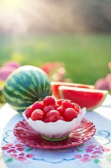 Watermelon, Summer, Nutrition, Melon, Fruit, Sweet