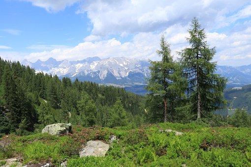 Mountains, Mountain Landscape, Mountain View, Panorama