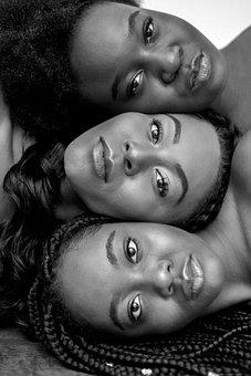 Women, Beauty, Fear, Face, Portrait, Sexy, Female, Eyes