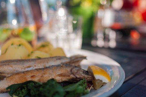 Fried Fish, Whitefish, Dinner, Holidays, Restaurant