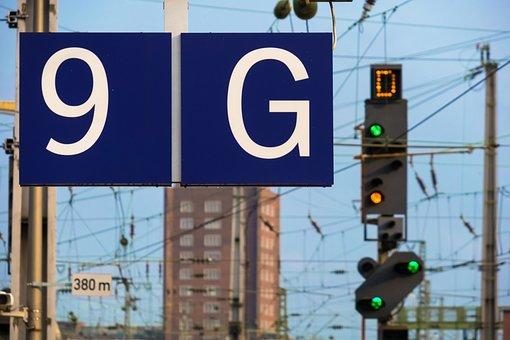 Track Indicator, Railway, Signal, Green, Drive