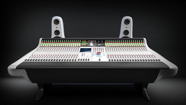 Concept, Audio, Sound, Musical, Idea, Design, Studio