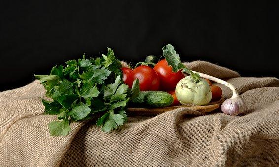 Vegetables, Diet, Health, Slimming, Turnip