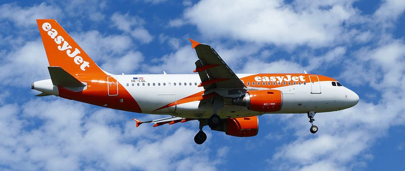 Airport, Balls, Zurich, Landing, Easyjet, Sky, Clouds
