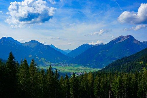 Mountain, Landscape, Nature, Alpine, Austria