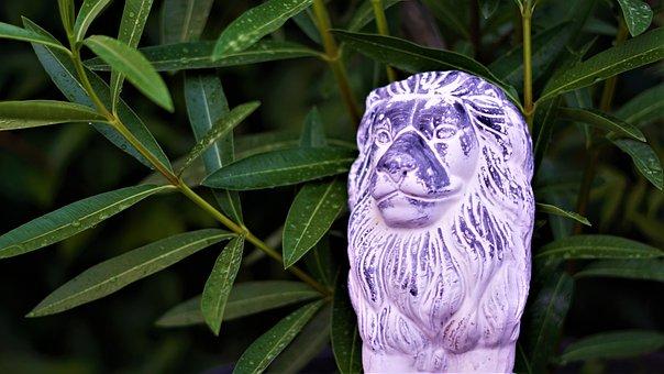 Lion, Sculpture, Figure, Statue, Animal, Ornament
