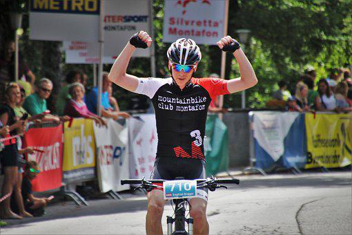Professional Road Racing Cyclist, Success, Bike, First