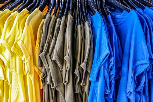 T Shirt, Buy, Sales Stand, Casual, Commercial, Sale
