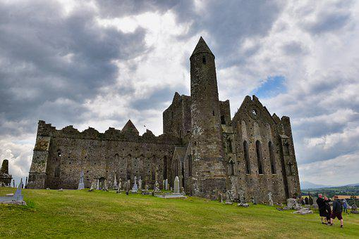 Rock Of Cashel, Ireland, Tipperary, Cathedral, Catholic