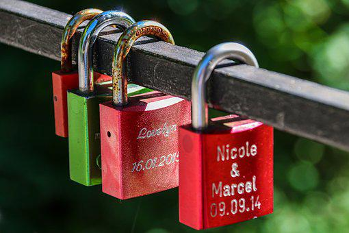 Love, Loyalty, Eid, Lock Love, Padlocks, Promise