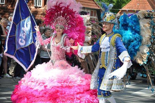 Folklore, Festival, Brazil, International, National