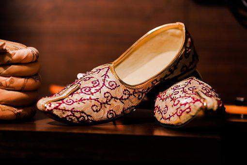 Traditional, Leather, Shoes, Indian, Delhi, Indoor