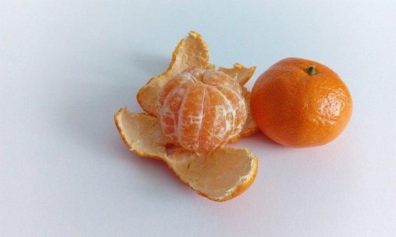 Manderinen, Eat, Food, Orange, Delicious, Vitamins