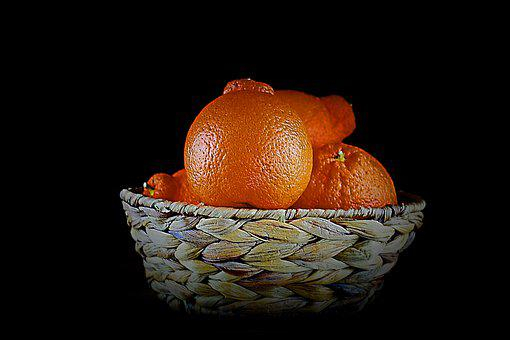 Tangelos, Fruit, Sweet, Juicy, Exotic, Ripe, Nutrition