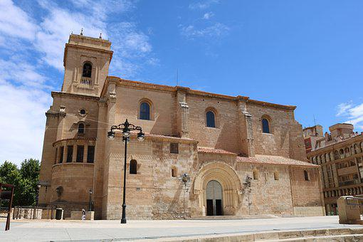 San Juan, Cathedral, Albacete, Baptist, Church