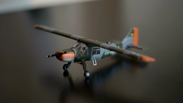 Aircraft, Model, Bundeswehr, Miniature, Special Hobby