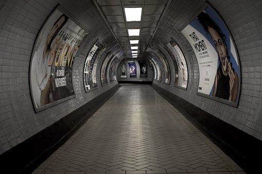 London Underground, Tube, Transport, Underground