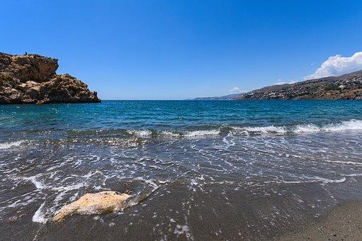 Sea, Bay, Bank, Water, Ocean, Travel, Beach, Coast