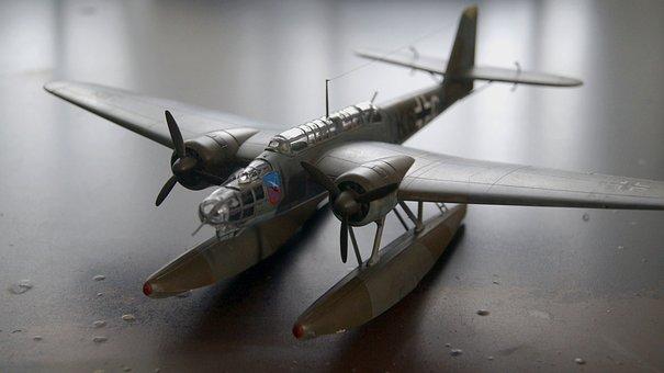 Modelling, Revell, Model, Aircraft, Ww2, 2, World War