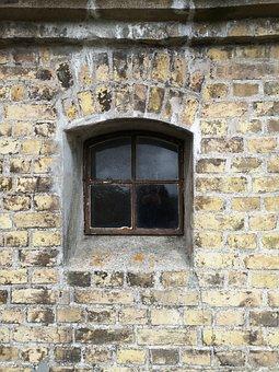 Wall, Window, Background, Graphic, Texture, Niche