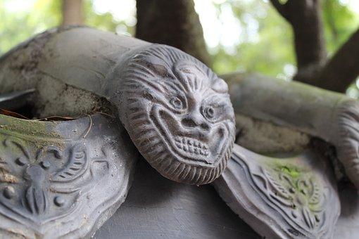 Art, China, Clay, Sculpture, Decoration