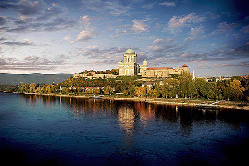 Esztergom, Scape, Cathedral, Hungary, Church, Basilica