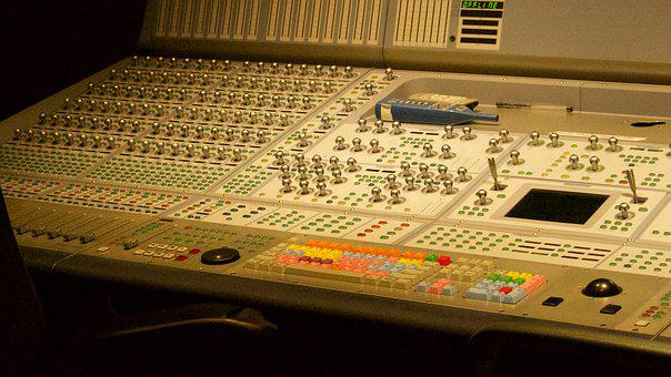 Sound, Edit, Music, Mixer, Technology, Audio, Equalizer
