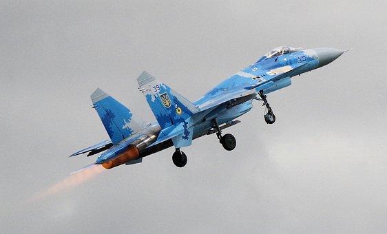 Su27, Jet, Fighter, Airplane, Aircraft, Sukhoi, Su-27