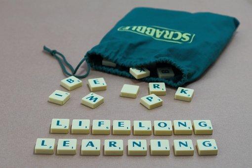 Scrabble, Board Game, Fun, Entertainment, Letters