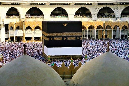 The Pilgrim's Guide, Kaaba, Mecca, Cami, Architecture
