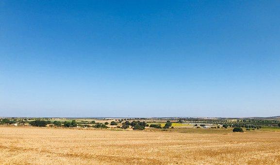 Alentejo, Portugal, Landscape, The Alentejo, Summer