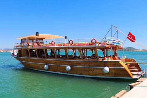 Boat, Ship, Holiday, Travel, Marine, Transportation
