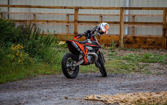 Motorbike, Motor Cross, Wet Motorbike, Motocross