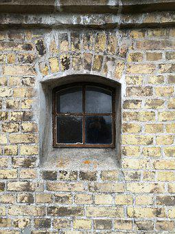 Wall, Window, Background, Graphic, Texture, Niche