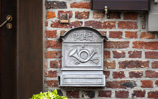 Mailbox, Post, Communication, Correspondence, Contact