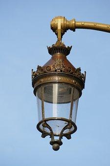 Lantern, Lamp, Lighting, Decoration, Copper