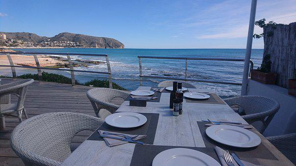 Moraira, Food, Mediterranean, Dining Room