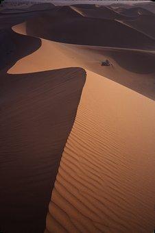 Dunes, Namibia, Africa, Nature, Sand, Desert