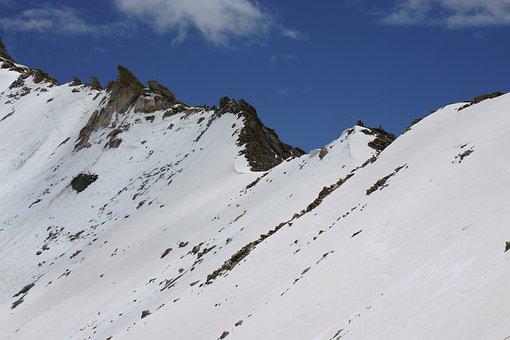 Snow, Mountain, Kashmir, Altitude, Landscape, Nature