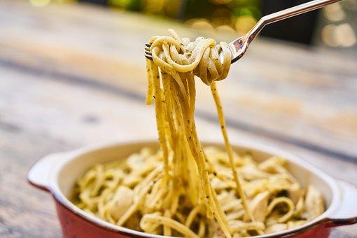 Pasta, Dough, Food, Delicious, Kitchen, Nutrition