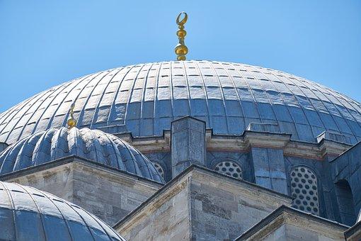 Cami, Islam, Religion, Istanbul, Travel, Architecture