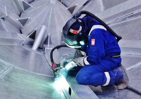 Welder Expert, Zinc Welding, Green Light Welding