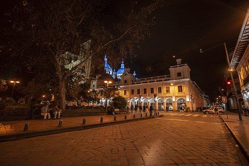 Basin, City, Ecuador, Architecture, Heritage, Landscape